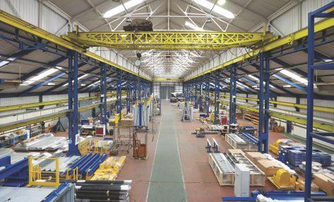 Sapphire Industrial Park