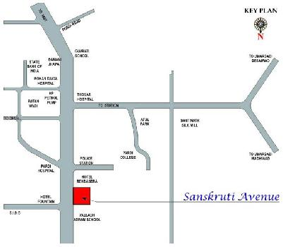 Sanskruti Avenue