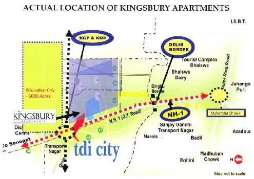 TDI Kingsbury