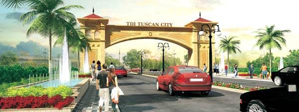 TDI Tuscan City