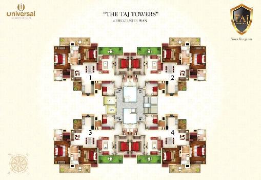 The Taj Towers