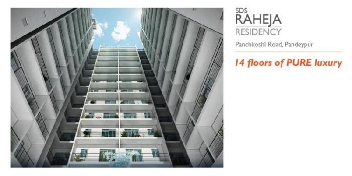 SDS Raheja Residency