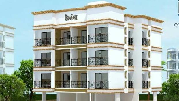 Residential Flat for Sale in Aruhee Herambh Residency, Nevali, Mumbai Navi, Mumbai