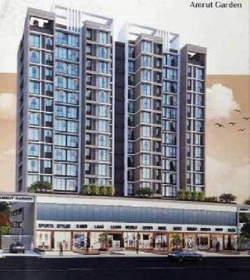 2 BHK Flat For Sale in Kamothe, Navi Mumbai