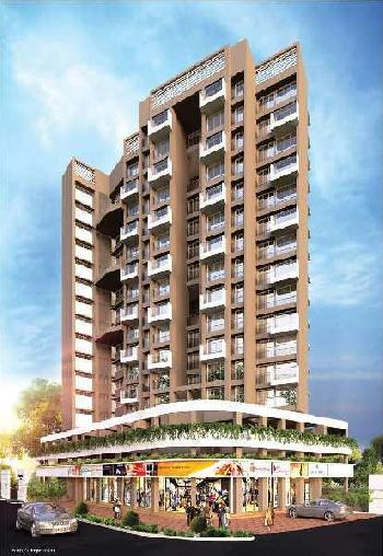 2 BHK Flats & Apartments for Sale in Seawoods, Navi Mumbai