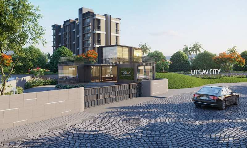 2 BHK Flats & Apartments for Sale in New Panvel, Navi Mumbai