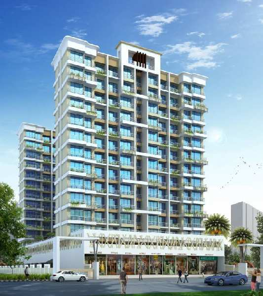 1 BHK Flats & Apartments for Sale in Ulwe, Navi Mumbai