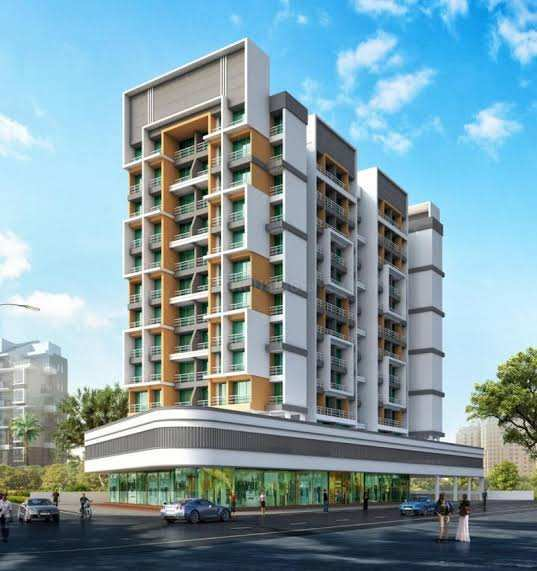 2 BHK Flats & Apartments for Sale in Karanjade, Navi Mumbai