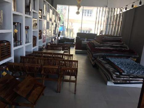 PRE RENTED Showroom for Sale for Investment