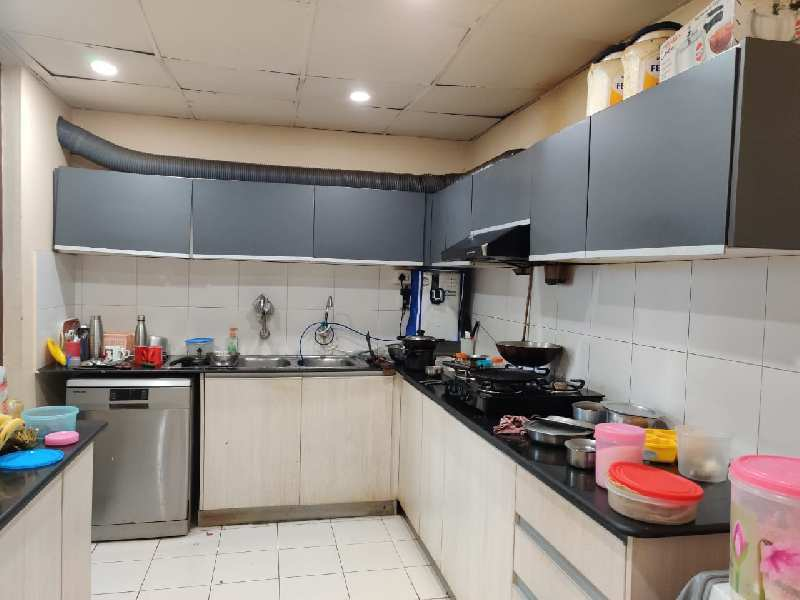 Furnished 4 BHK Sale at Newtown Rosedale Garden Complex