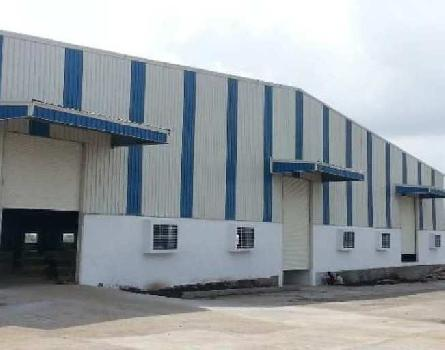 40500 sq ft PEB Warehouse for RENT