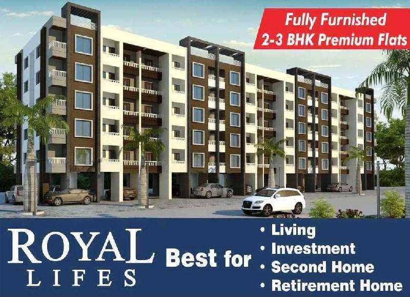 2 BHK Flats & Apartments for Sale in Vadodara