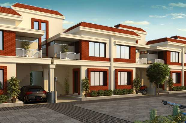 3 BHK Individual House for Sale in Ajwa Road, Vadodara