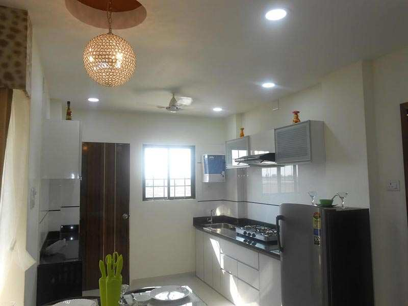 3 BHK Flat for sale at Ajwa Road