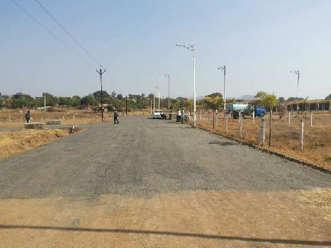 Nashik Dhule Highway Ozar Ganeshgao Near Nashik New Airport