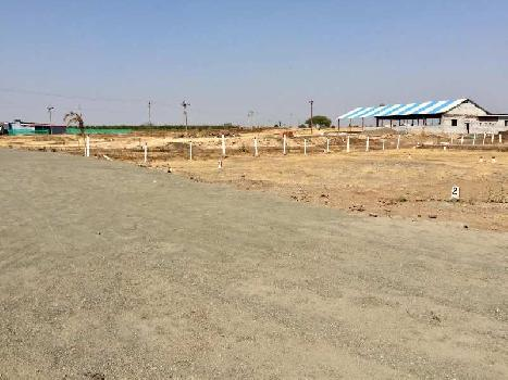Nashik dhule highway at Ganeshgao residential na final plot near new nashik airport