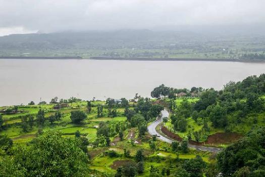 Nashik Trembakeshar highway fully developed aeria khambale village near whha nashik hotel