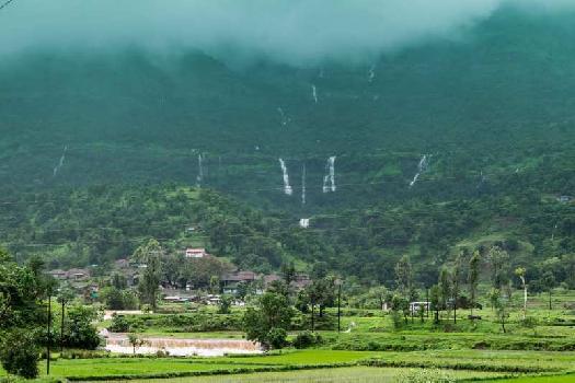 Nashik trimbak Ghoti Road Panine at Kojoli shiver near green county township develop