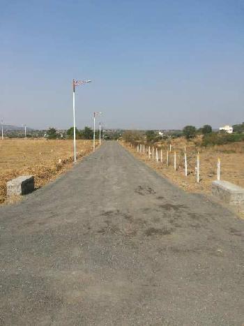 Residential NA Plots nashik trimbak highway khambale Villegas near sandeep foundation College