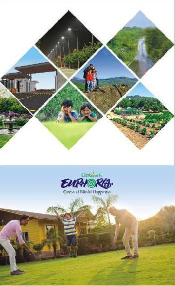 Farmhouse Plots nashik trimbak Ghoti Road Panine near green county project develop
