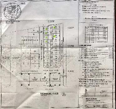 Residential NA Plots nashik dhule highway Ozar near mvp College