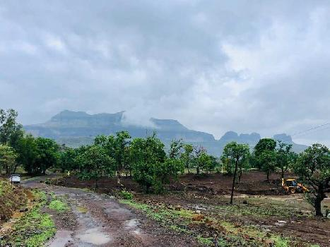 Farmhouse NA Plots nashik trimbak Ghoti Road Panine at Kojoli shiver near green county township