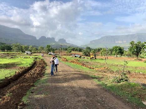 Farmhouse NA Plots nashik trimbak Ghoti Road Panine at Kojoli shiver near green county township develop
