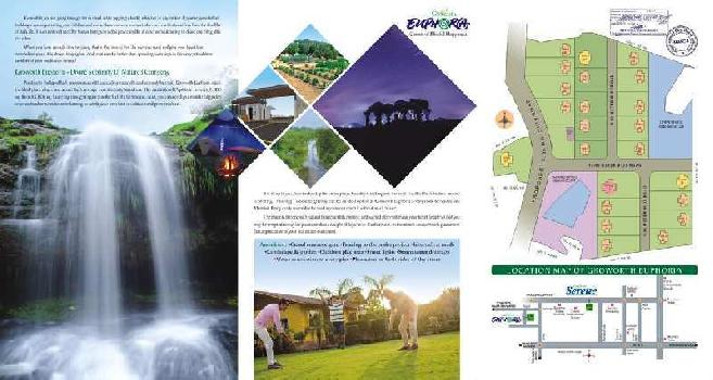 Farmhouse NA Plots nashik trimbak Ghoti Road Panine at Kojoli shiver very good location