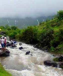 Farm NA land Plots nashik trimbak Ghoti Road Panine at Kojoli shiver