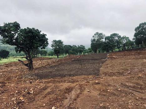 NA Plots title clear ready to move nashik trimbak Ghoti Road Panine Kojuli