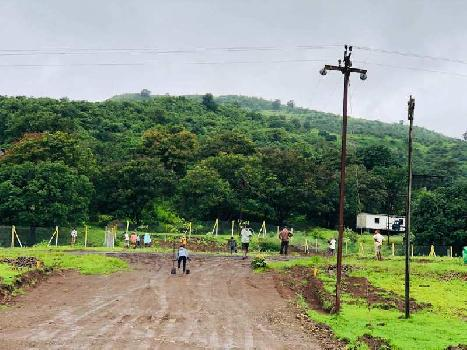 NA Plots nashik trimbak Ghoti Road Panine Kojuli shiver near green global project develop