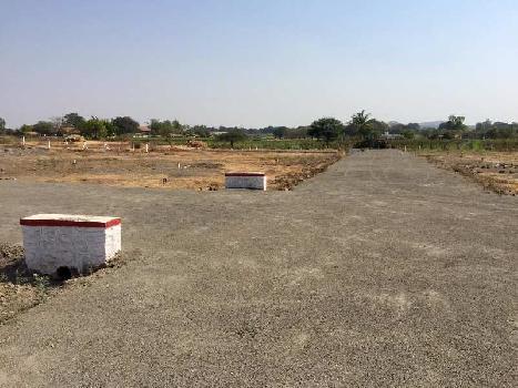 Residential NA bungalow Plots nashik dhule highway Ozar near new nashik airport ganeshgao shiver