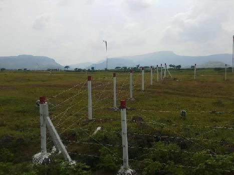 Residential NA final bungalow Plots trimbak highway khambale shiver near frant of whha nashik hotel