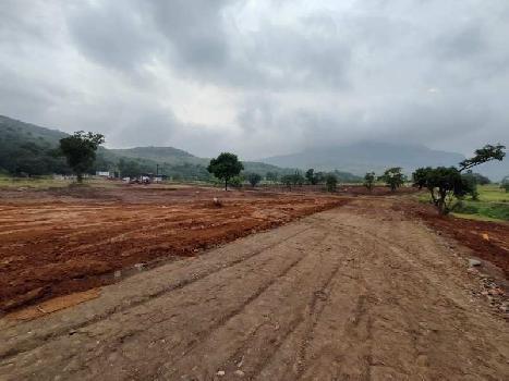 NA final Plots nashik trimbak Ghoti Road Panine Kojuli shiver near eng green