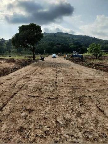 8650 Sq.ft. Agricultural/Farm Land for Sale in Trimbak Road, Nashik