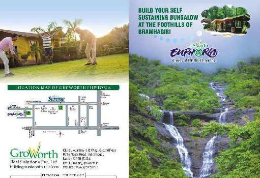 Farmhouse NA bungalow Plots title clear ready to move trimbak Ghoti Road Panine Kojuli