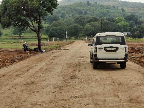 NA Farmhouse bungalow Plots title clear ready to move nashik trimbak Ghoti Road Panine