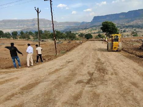 Farmhouse NA bungalow Plots title clear ready to move trimbak Ghoti Road Panine
