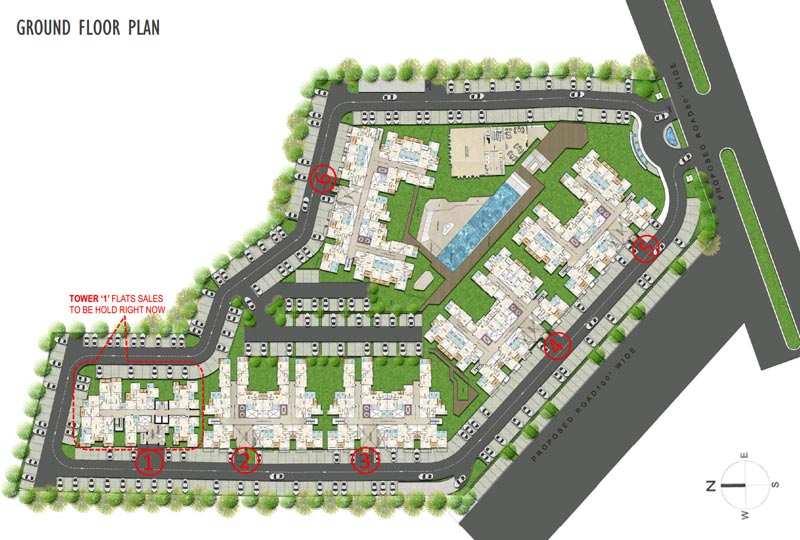 2 BHK Flats & Apartments for Sale in Jagatpura, Jaipur