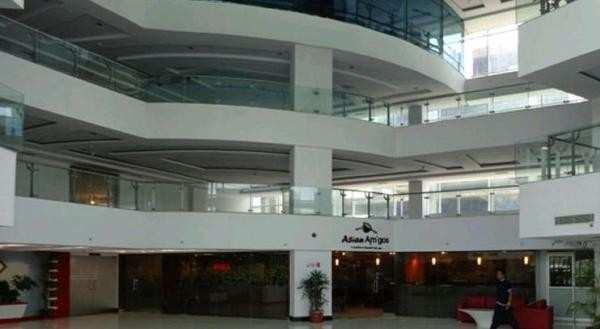 Fully furnished functional Office space for rent in Srs tower sector 31 Faridabad