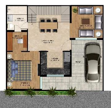 beautiful 3bhk house in Toor Encalve Jalandhar