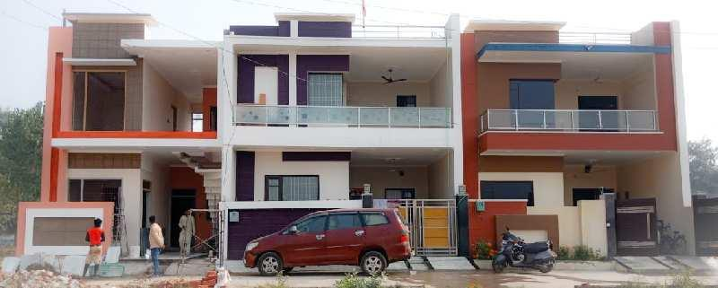 West Phasing 3bhk House For Sale In Jalandhar