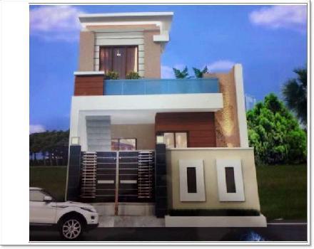 3.33 Marla 2bhk House (Front Back ) In Jalandhar , Harjitsons