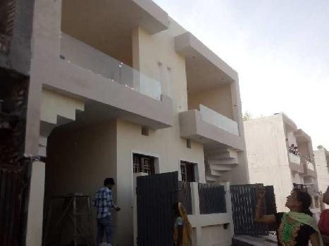 Hurry Up!! Double Story House In well Planned  In Jalandhar