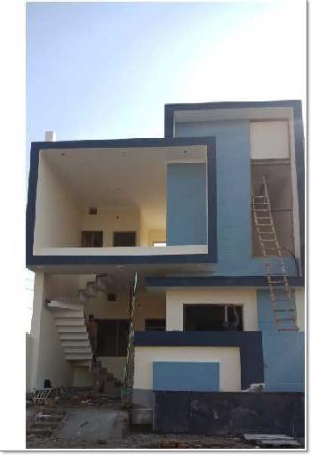 7.25 Marla House (Near To Park) In Jalandhar