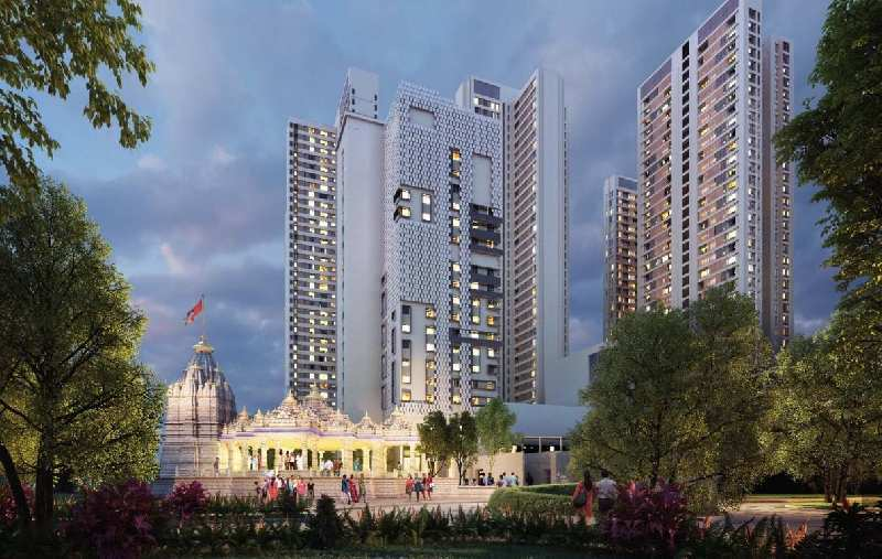 1 BHK Flats & Apartments for Sale in Thane West, Thane