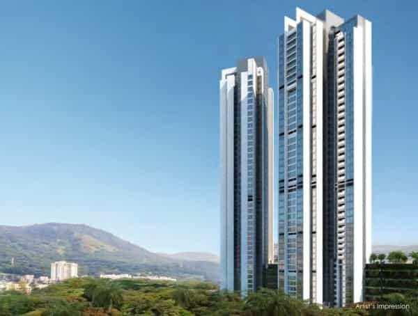 3 BHK Studio Apartments for Sale in Mulund West, Mumbai