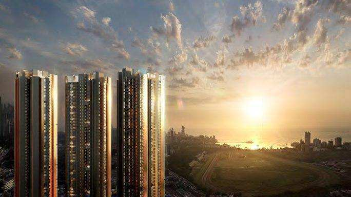 3 BHK Flats & Apartments for Sale in Mahalaxmi, Mumbai