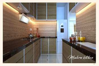 2BHK apartment in Zirakpur
