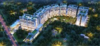 3BHK green Apartment